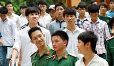 Toàn cảnh thông tin tuyển sinh vào các trường khối quân đội