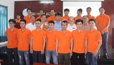Trường Đại học Lạc Hồng Xuất quân tham dự cuộc thi robot châu Á - Thái Bình Dương