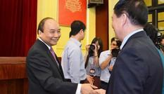 Thủ tướng dự khai giảng tại Học viện Chính trị Quốc gia Hồ Chí Minh