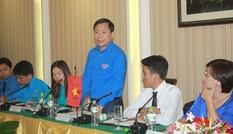 Hội đàm cấp cao Hội Liên hiệp Thanh niên Việt Nam - Campuchia 2017