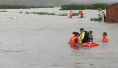 Thanh Hóa: Một người tử vong khi đánh cá trong lúc mưa bão