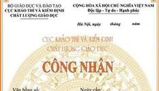 Tin hot giáo dục: Lí giải bằng của ông Nguyễn Xuân Anh không được công nhận