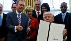 Nước Mỹ chia rẽ xung quanh sắc lệnh nhập cư của Tổng thống Trump