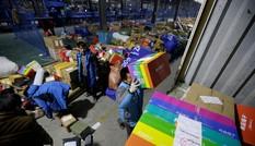 Thị trường tiêu dùng Trung Quốc tăng trưởng 40% vào năm 2021