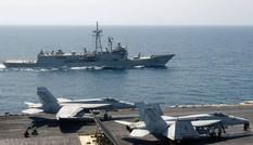 THẾ GIỚI 24H: Máy bay Iran áp sát tiêm kích F-18 Mỹ ở vùng Vịnh