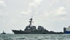 Một năm bốn vụ va chạm, Mỹ tạm dừng hoạt động hải quân khắp thế giới