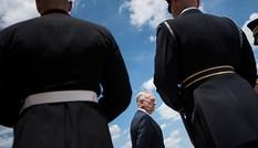 Tướng Mattis sang Ukraine giữa lúc quan hệ Nga – Mỹ căng thẳng
