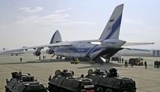 Nga tung 600 mẫu thiết bị quân sự hiện đại vào chiến trường Syria