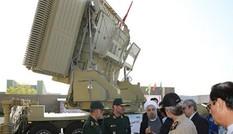 Iran thử hệ thống tên lửa phòng không Bavar-373