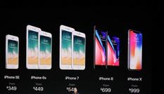 Lộ diện phiên bản iPhone X đặc biệt của Apple
