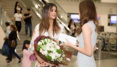 'Nữ hoàng Sắc đẹp Mỹ La Tinh 2016' rạng rỡ sang Việt Nam