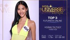 Hoàng Thuỳ, Mâu Thuỷ giành chiến thắng đầu tiên tại Miss Universe
