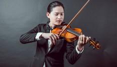 'Thần đồng violin' Anh Tú: 'Chỉ thích được gọi là Tú Xỉn'