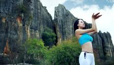 Người đẹp được xưng tụng là đệ nhất mỹ nữ yoga