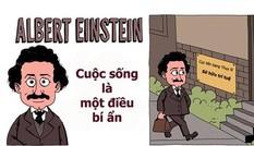 Albert Einstein thành thiên tài nhờ đam mê những điều bí ẩn