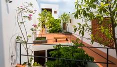 Nhà 'ống' sâu 40m đẹp như biệt thự ở Sài Gòn