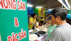 Hơn 300 gian hàng tham gia hội chợ nông sản