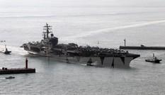 Tổng thống Mỹ sẽ bao vây hải quân, lập vùng cấm bay chống Triều Tiên?