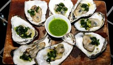 Những món hải sản muốn ngon không thể thiếu mù tạt