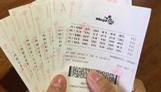 Vé trúng đặc biệt hơn 21 tỷ đồng được bán tại Hà Nội