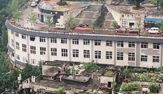 Khu nhà cho phép ôtô chạy trên mái ở Trung Quốc