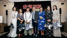 Hồng Ngọc bay từ Mỹ về ủng hộ Đàm Vĩnh Hưng làm show Bolero