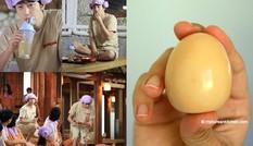 Bí mật gì ở món trứng gà ở nhà tắm hơi Hàn Quốc siêu hot?