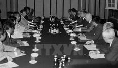 Chặng đường 50 năm quan hệ ngoại giao Việt Nam-Campuchia