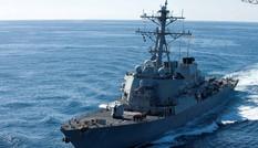 Đi tìm nguyên nhân chiến hạm Mỹ liên tục va chạm tàu hàng