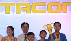 Học sinh Việt Nam sẽ dự thi robot quốc tế ở Costa Rica