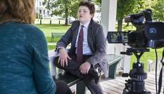 Mỹ: Cậu bé 13 tuổi tranh cử chức thống đốc bang