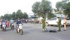 Tin nóng 24h: Tài xế ôtô tông văng cảnh sát rồi bỏ chạy