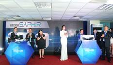 Tân Á Đại Thành ra mắt bình nước nóng Rossi Saphir