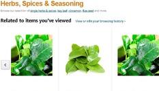 Hơn 6 triệu đồng một kg lá chanh rao bán ở Amazon