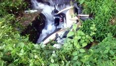 Ô tô khách vượt ẩu, lấn làn gây tai nạn trên đèo rồi bỏ trốn