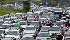 TP HCM dự kiến thu phí ôtô vào nội đô từ năm 2020