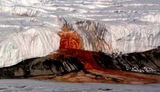 Thác máu ở Nam Cực, bão sét bẩn... làm đau đầu giới khoa học