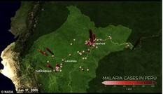 Vệ tinh giúp dự đoán sớm dịch sốt rét