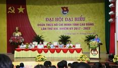 Anh Vũ Khắc Quang tái đắc cử Bí thư Tỉnh đoàn Cao Bằng