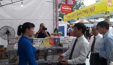 Nhà sách Tiền Phong tham gia Hội sách Hà Nội lần thứ IV - 2017