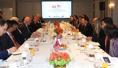 Việt - Mỹ bàn về chuyến thăm Việt Nam của Tổng thống Trump