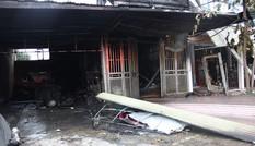 Lời kêu cứu tuyệt vọng trong đám cháy của 2 chị em gái