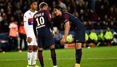 PSG trả 1,2 triệu USD để Cavani nhường quyền đá cho Neymar