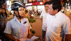 UBND TPHCM nói gì về đề xuất điều chuyển cán bộ của ông Đoàn Ngọc Hải?