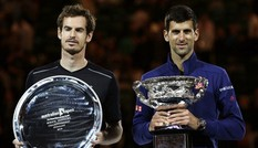 Vô địch Australia Open 2016, Djokovic ca ngợi Murray
