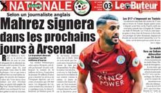 BẢN TIN Thể thao 19H: Mẹ Mahrez xác nhận con trai đến Arsenal