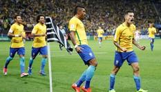 Hạ Paraguay, Brazil giành vé dự World Cup 2018