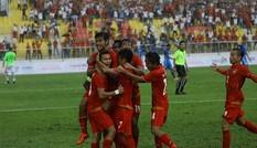 U22 Singapore thua trắng Myanmar ở trận ra quân SEA Games