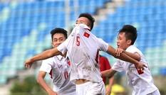 U18 Việt Nam vùi dập Indonesia, độc chiếm ngôi nhất bảng