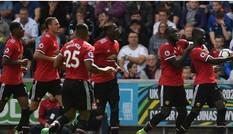 M.U đạt doanh thu kỷ lục dưới triều đại HLV Mourinho